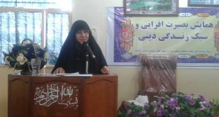 گردهمایی سالانه اساتید و طلاب مدارس علوم دینی خواهر اهل سنت در شهرستان چابهار برگزار گردید