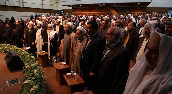 گزارش تصویری آیین افتتاحیه بیست و هشتمین همایش علمی تحقیقی مذاهب اسلامی
