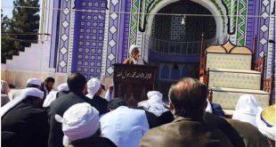 اعزام مبلغ به مساجد جمعه سطح شهرستان زاهدان بمناسبت فرا رسیدن ۲۲ بهمن