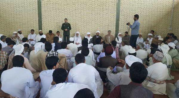 صلح طوایف آسکانی و پشتدار (زردکوهی) در شهر پیشین شهرستان سرباز استان سیستان و بلوچستان برگزار گردید