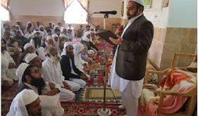امام جمعه جدید روستای بیات آباد شهرستان خاش منصوب گردید