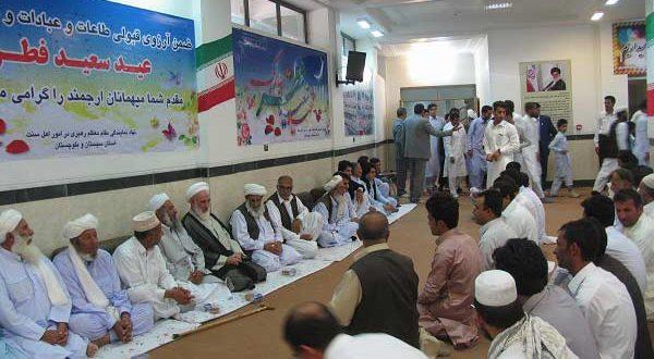 گزارش تصویری دیدار سران ، معتمدین ، ریش سفیدان و اعضای قبایل و طوایف با نماینده مقام معظم رهبری در امور اهل سنت سیستان و بلوچستان