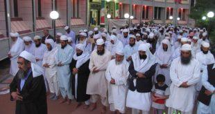 علماء اهل سنت زاهدان، میهمان ضیافت افطار نماینده مقام معظم رهبری در امور اهل سنت