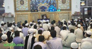 کرسی تلاوت قرآن کریم در مسجد مکی زاهدان برگزار شد