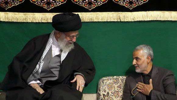 پاسخ رهبر معظم انقلاب اسلامی به نامه سردار سلیمانی درباره نابودی داعش : وما رمیت اذ رمیت ولکن الله رمی به بشریت خدمتی بزرگ کردید